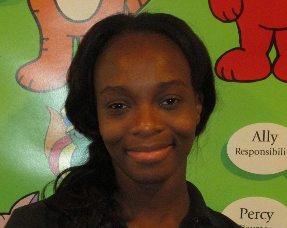 Mrs. Kentia Mann, Older Infant Lead Teacher