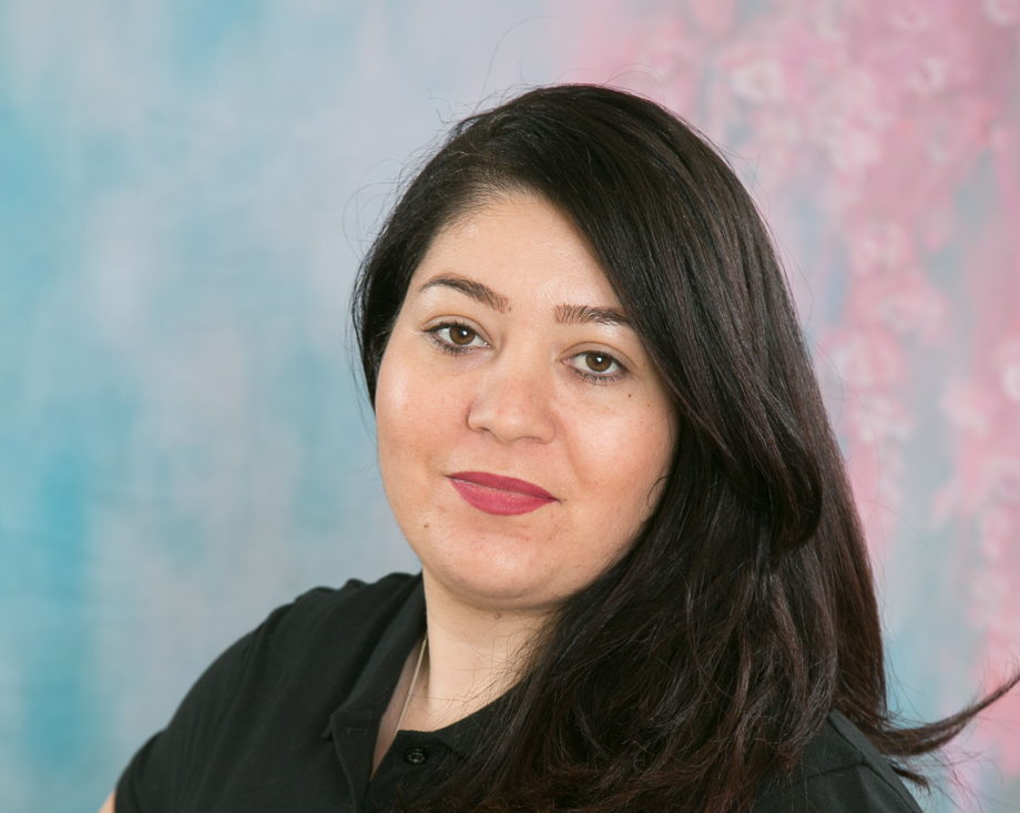 Ms. Samira , Preschool Pathways Assistant Teacher
