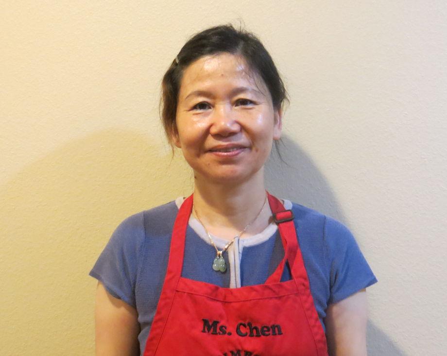 Ms. Chen , Kitchen Assistant