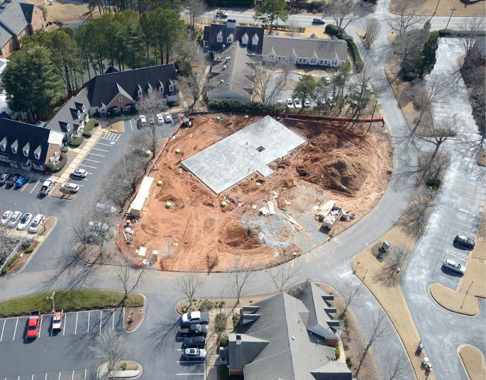 East Cobb School Construction