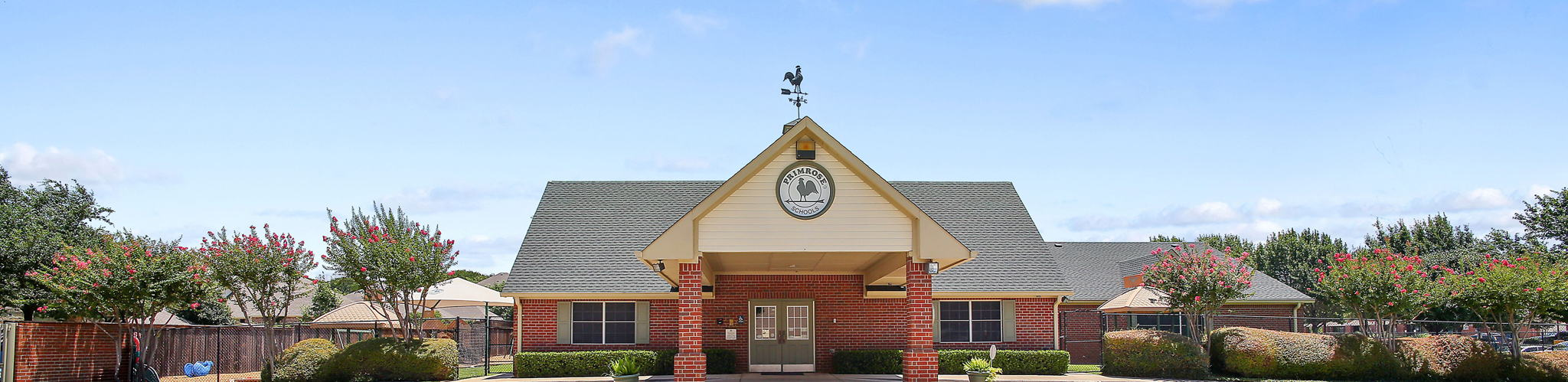 Exterior of a Primrose School of Grapevine Colleyville