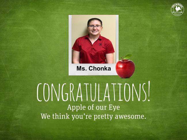 Ms. Chonka