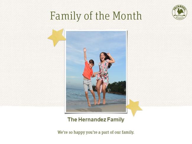 Hernandez Family Photo