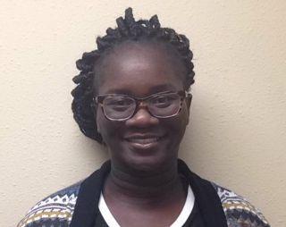 Ms. Tutu Mayson , Assistant Teacher - Float