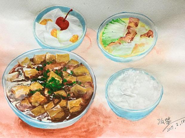 ちらし寿司(子ども食堂)