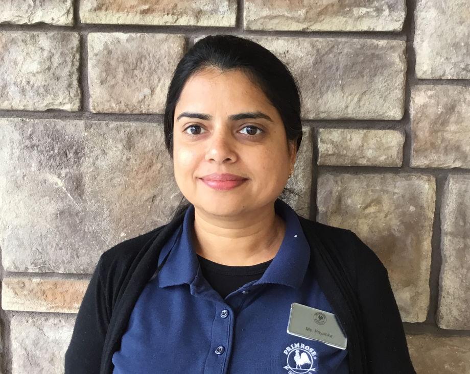 Ms. Priyanka Sharma , Auxiliary Teacher