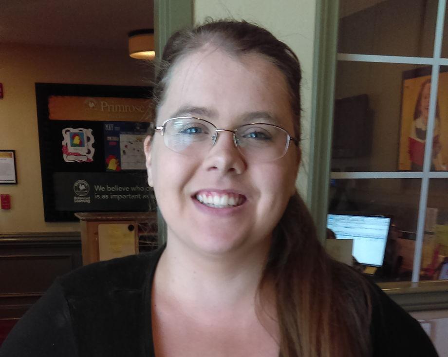 Ms. Meghan Beall , Pre-K II Teacher