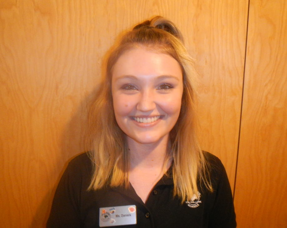 Madison Daniels , Assistant Teacher- Pre-Kindergarten 1