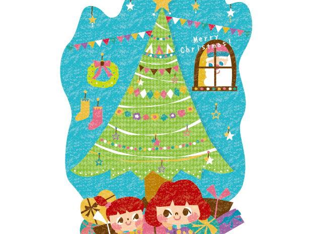 ミミィとリリィ「メリークリスマス」
