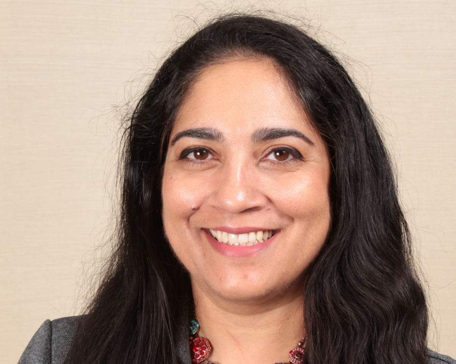 Avril Sabharwal , Director of Education