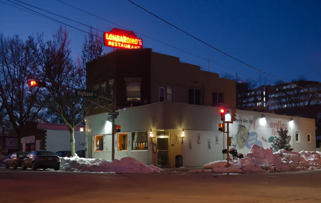 Lombardinos restaurant madison
