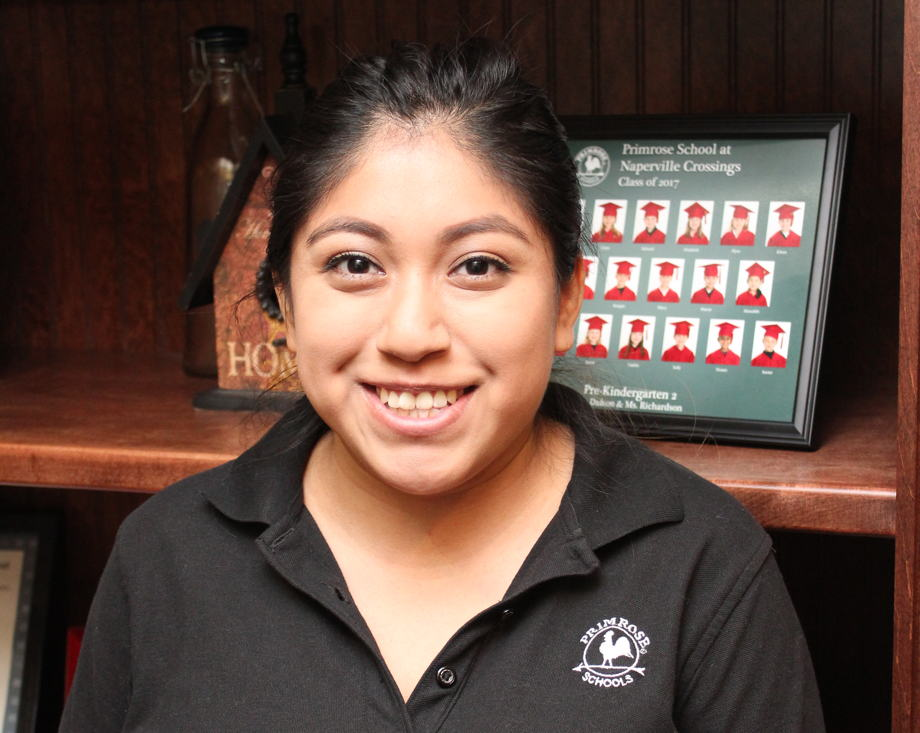 Daisy Ramirez , Early Preschool Teaching Assistant