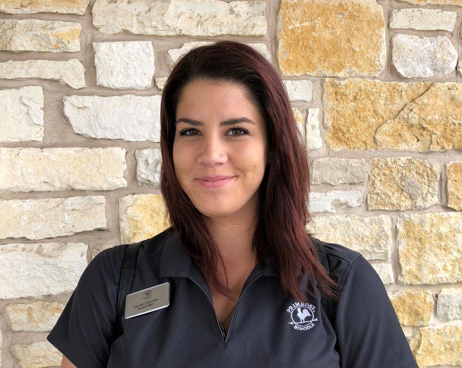 Miss Lauren Damron , Lead Preschool Teacher