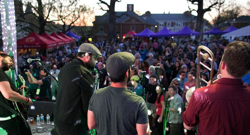 Tomtoberfest: Tom Tom's Fall Block Party!
