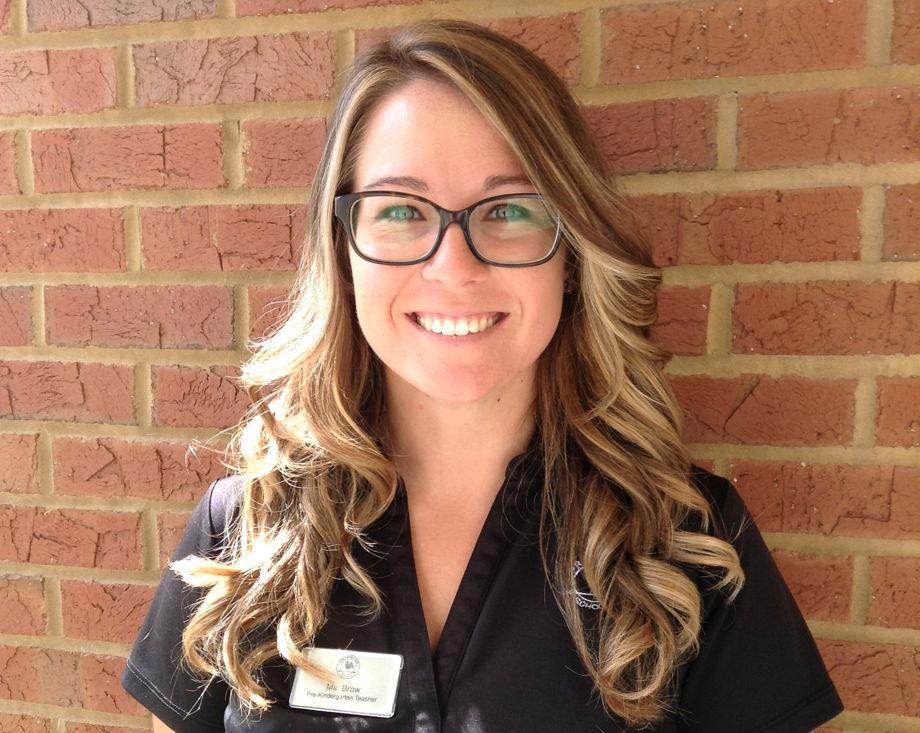 Ms. Brow, Pre-Kindergarten Teacher