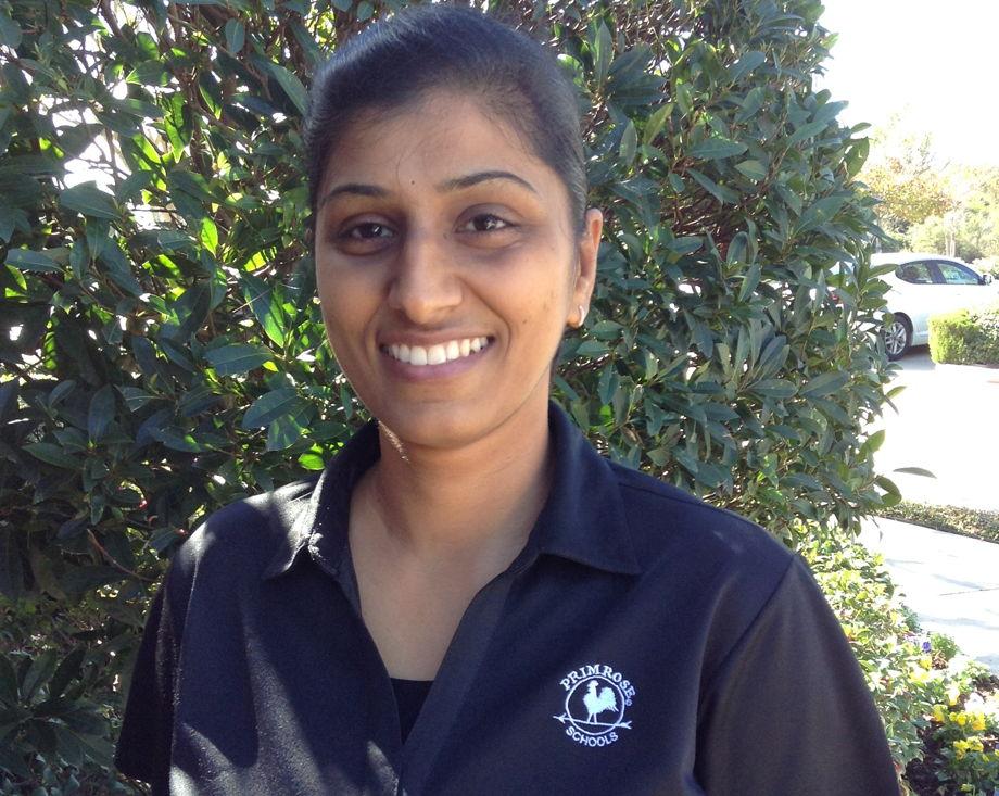 Mrs. Rajeshwari Arun , Toddler II Teacher