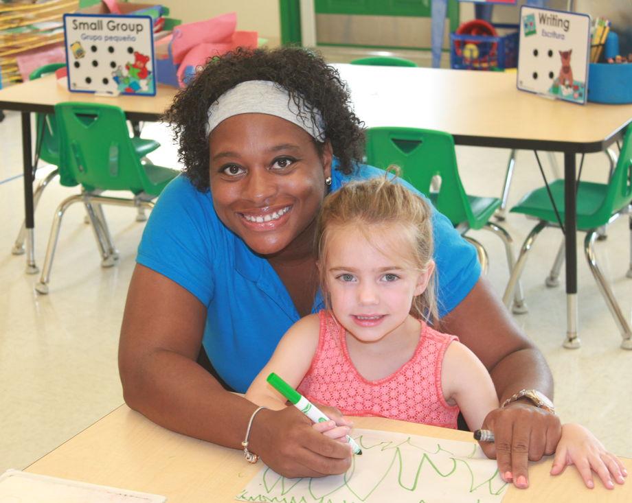 Ms. Ashley Knight , Lead Preschool II Teacher