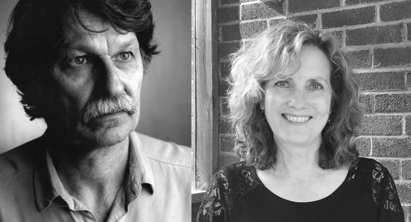 Debra Nystrom and Greg Orr Poetry Reading