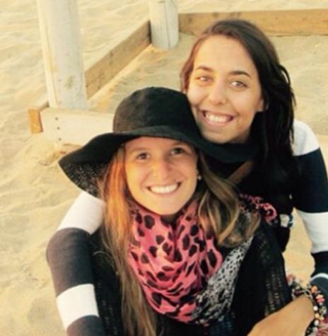El derecho a Mochilear, 'Marina y Maria José'