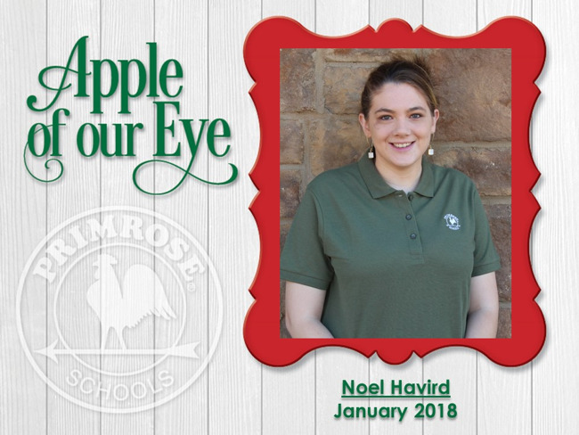 Apple of Our Eye Photo
