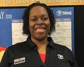 Ms. Marquita Hayden , Infant Teacher