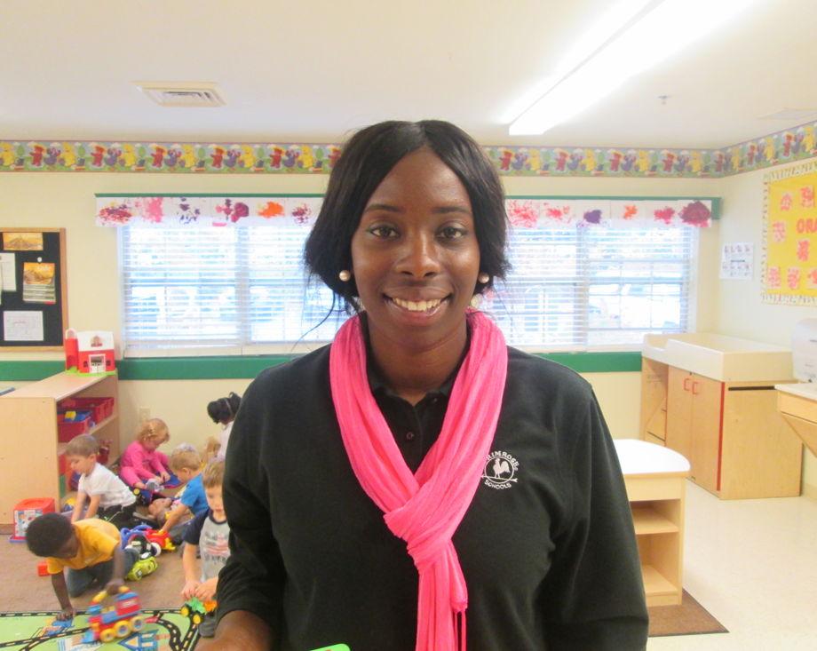 Ms. Cherea Barlow , Co-Lead Preschool II Teacher