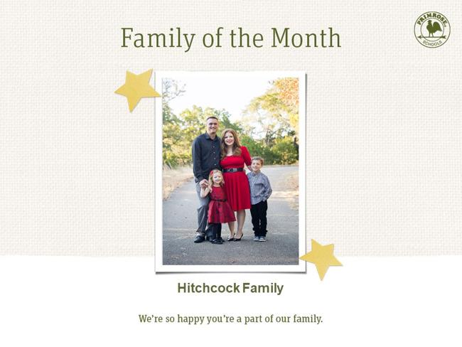Hitchcock family