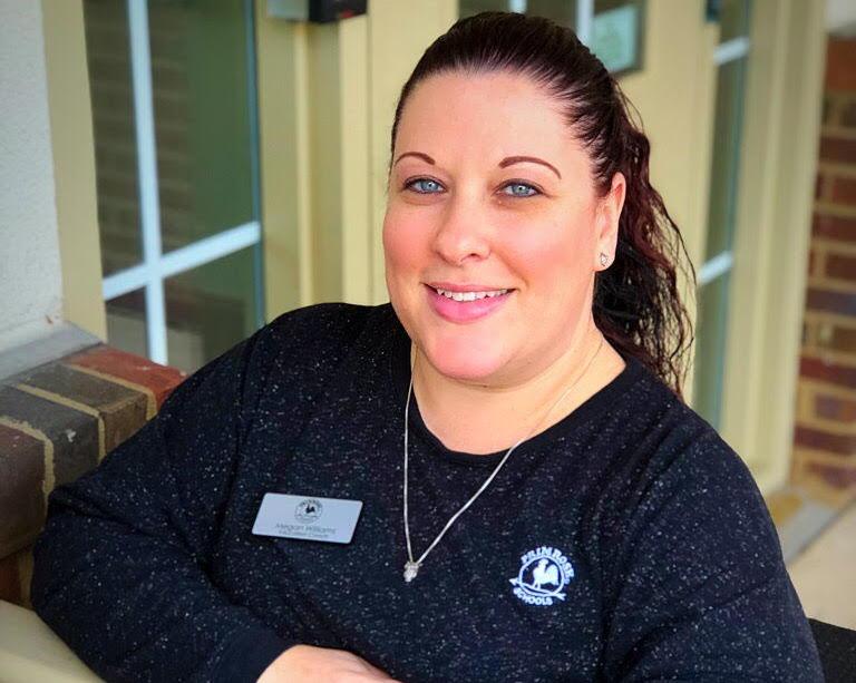 Megan Williams , Education Coach