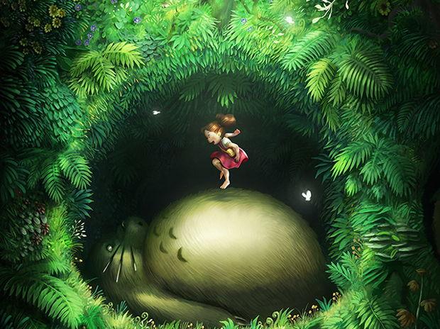 Totoro Chamber