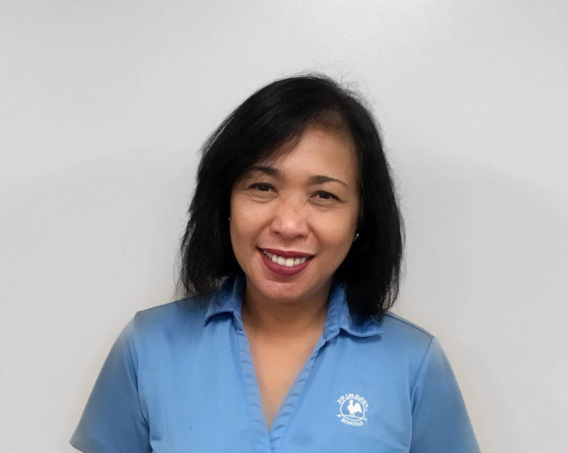 Ms. Marietta Baladad, Preschool Teacher