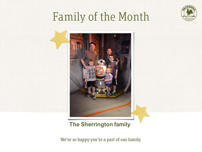 The Sherrington Family