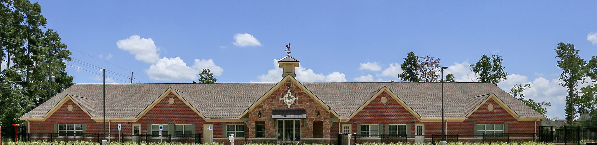 Exterior of a Primrose School of Lakeshore