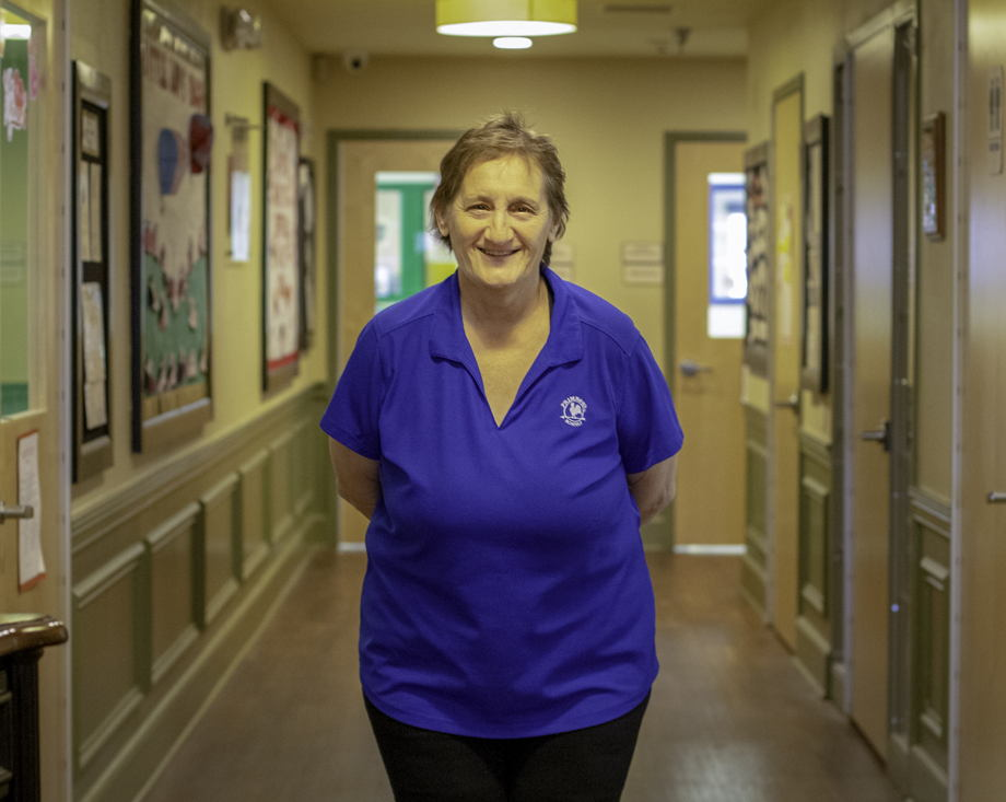 Pam Ryburn , Pre-Kindergarten Teacher