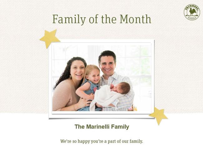 marinelli family