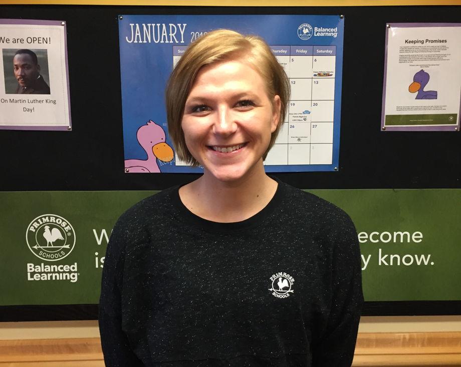 Ms. Tristen Barber , Infant Teacher