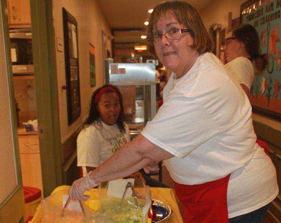 Ms. Charlene Boesch , Food Service Teacher