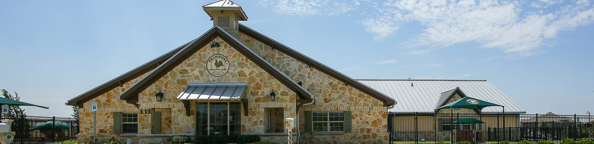 Exterior of a Primrose School of Frisco West