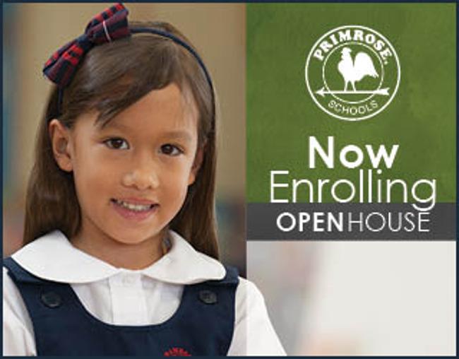 Now Enrolling Private Kindergarten