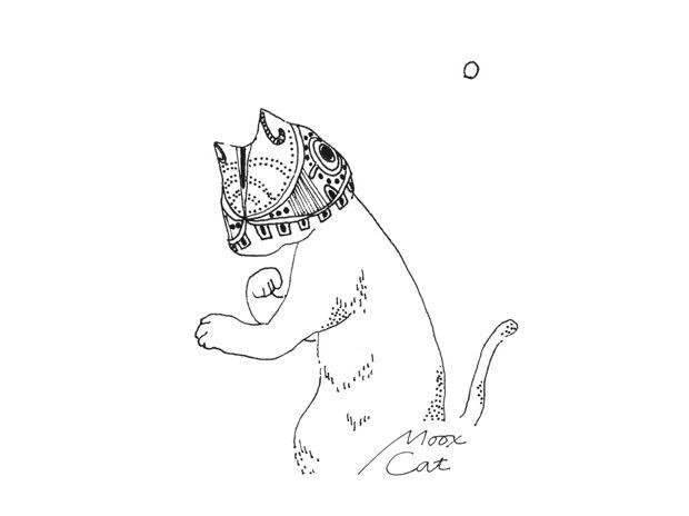 Moox cat