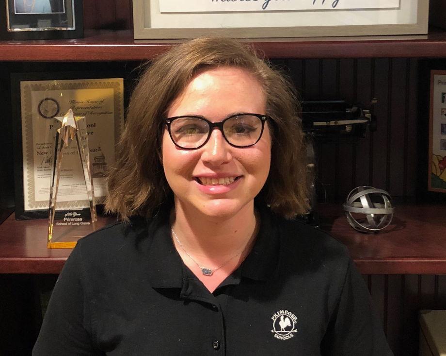Danielle Salamone , Wonder Program Teacher