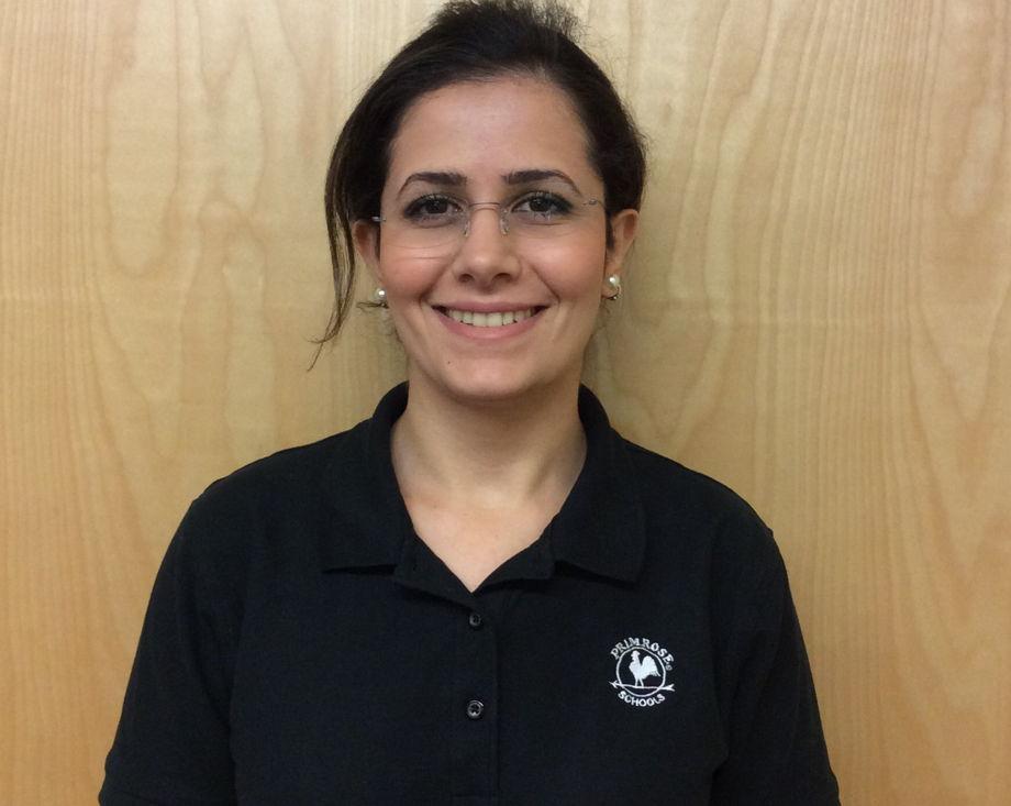 Mrs. Suliman, Private Pre-Kindergarten Lead Teacher