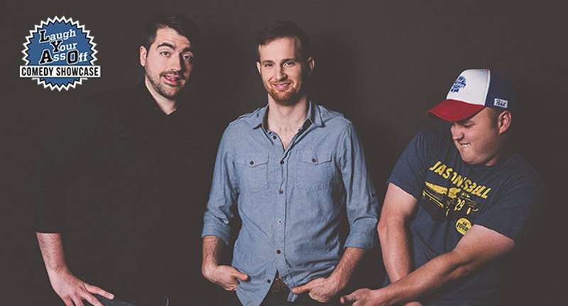 wellRED Comedy Tour featuring Trae Crower, Corey Ryan Forrester, and Drew Morgan - Late Show