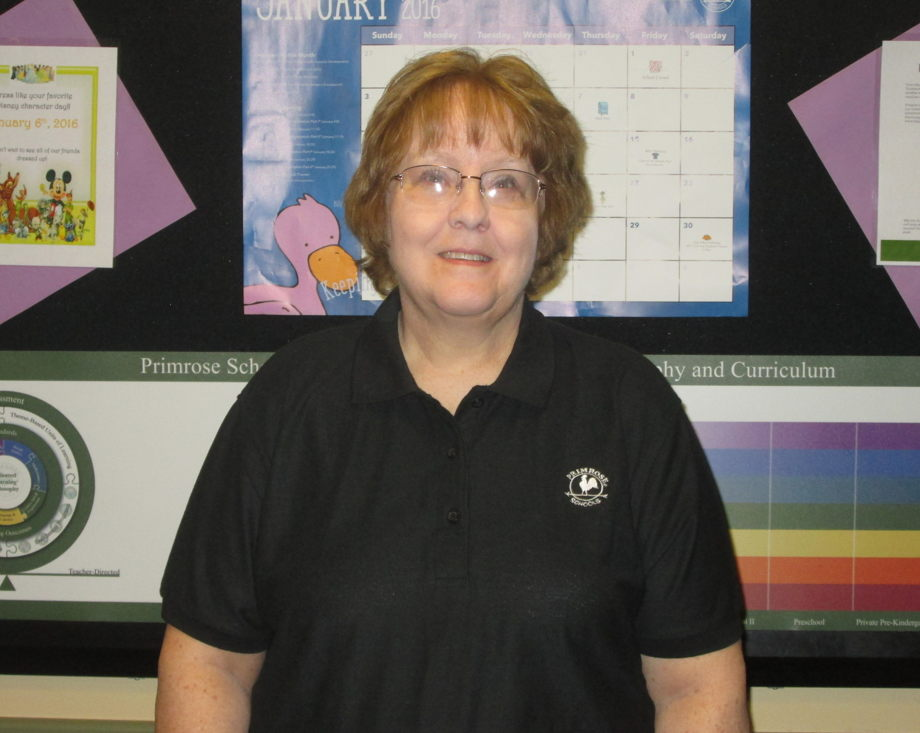 Mrs. Carolyn Waring, Support Teacher