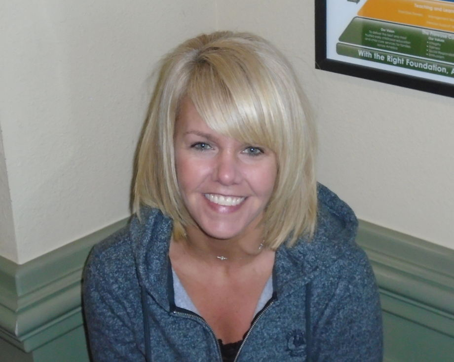 Laura Harris, Older Infant Teacher
