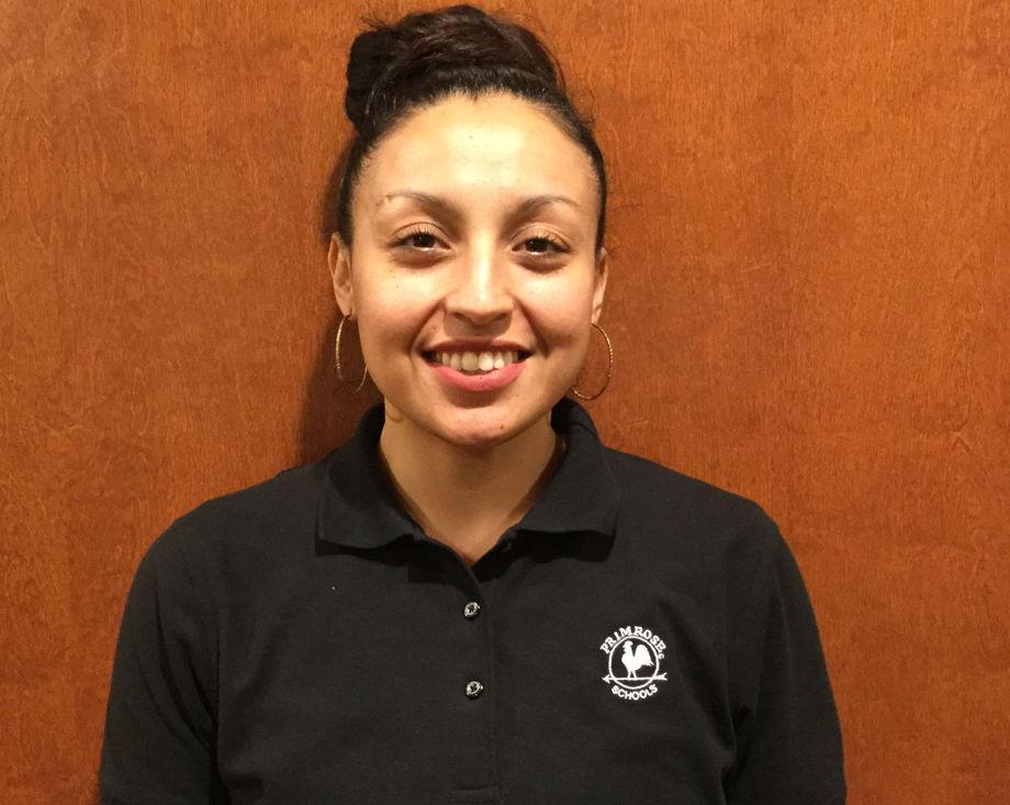 Ms. Erica , Infant Support Teacher