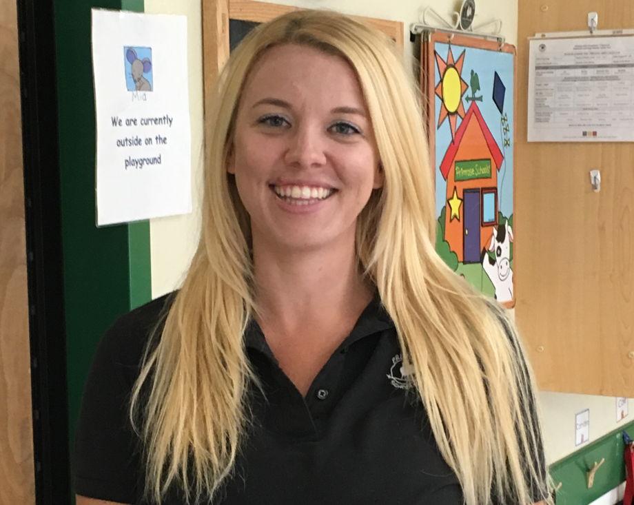 Mrs. Garrison, Early Preschool 1 Teacher