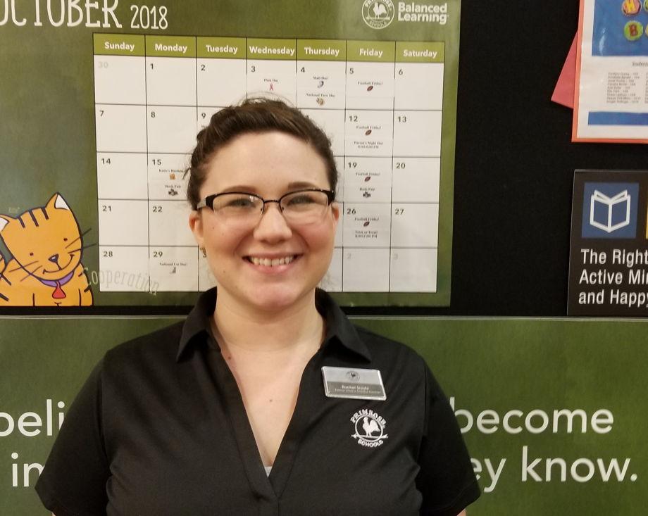Ms. Rachel Sroufe , Infant Teacher