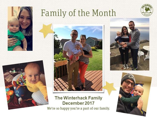 Winterhack Family