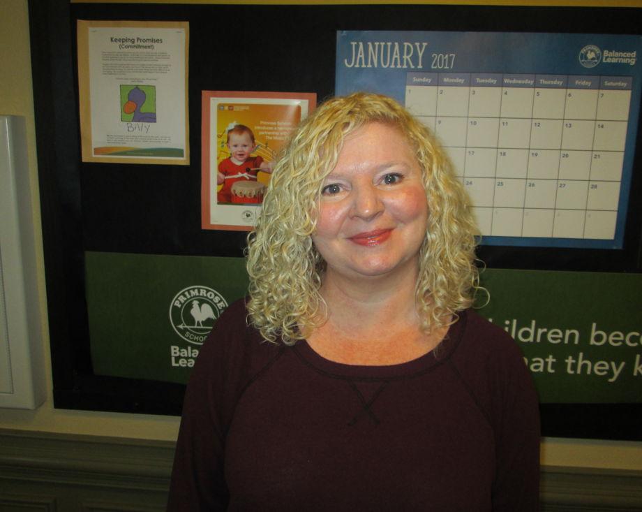 Mrs. Tracy Edwards, Kindergarten Assistant / Explorers Club Teacher