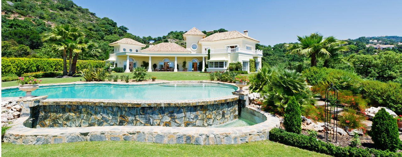 Villa en venta La Zagaleta